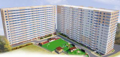 Новый город ЖК (Горсоветская, 57)